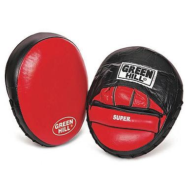 Лапы боксерские Green Hill Super