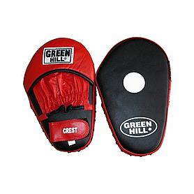 Лапы боксерские Green Hill Crest (2 шт)