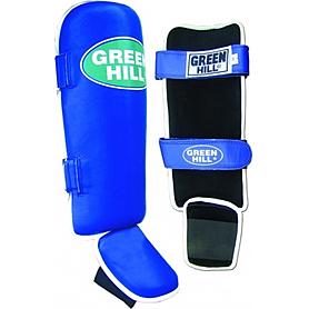 Защита для ног (голень+стопа) Green Hill Somo (синяя)