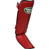 Защита для ног (голень+стопа) Green Hill Rise (красная) - фото 2