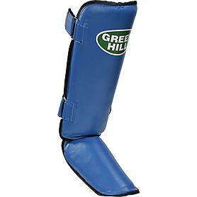 Фото 2 к товару Защита для ног (голень+стопа) Green Hill Rise (синяя)