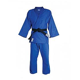 Кимоно для дзюдо Green Hill Olimpic синее (модель 2011)