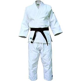Кимоно для дзюдо Green Hill Master белое