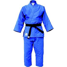 Распродажа*! Кимоно для дзюдо синее Green Hill Master - 180 см