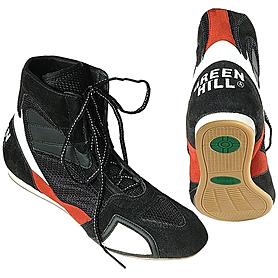 Боксерки кожаные Green Hill