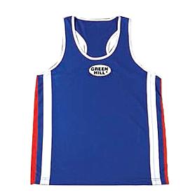 Распродажа*! Майка боксерская Green Hill Olympic (синяя) - размер L