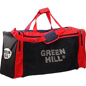 Фото 1 к товару Сумка спортивная особо большого размера Green Hill (темно-синяя)