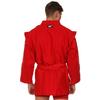 Куртка для самбо Green Hill красная - фото 2
