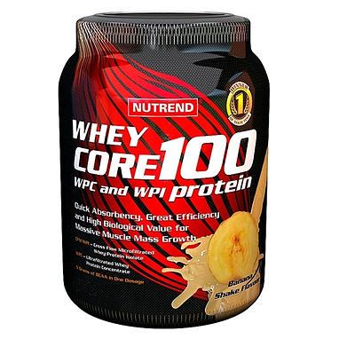 Протеин Nutrend Whey Core 100 (2250 g)