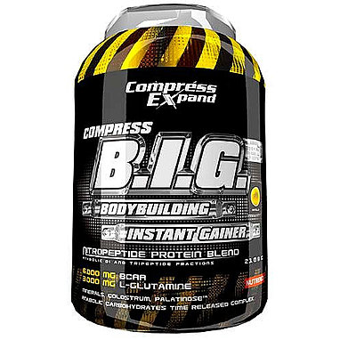 Гейнер Nutrend Compress Bodybuilding Instant Gainer (2100 g)