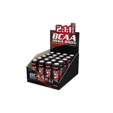 Аминокомплекс Nutrend BCAA Mega Shot (20x60ml)