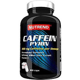 Спецпрепарат (предтренировочный комплекс) Nutrend Caffeinpyrin (90 капсул)