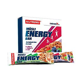 Батончик энергетический Nutrend Musli Energy Bar (20 г)