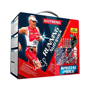 Спецпрепарат (предтренировочный комплекс) Nutrend Running Nutripack