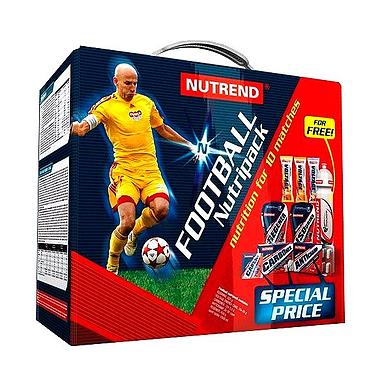 Спецпрепарат (предтренировочный комплекс) Nutrend Football Nutripack