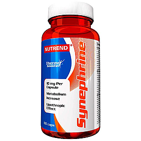 Жиросжигатель Nutrend Synephrine (60 капсул)