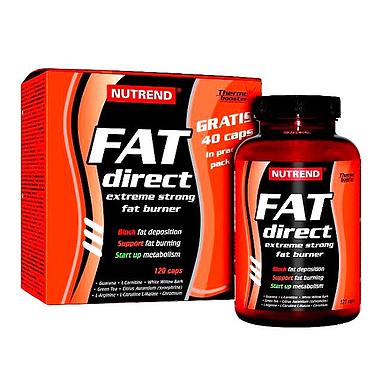 Жиросжигатель Nutrend Fat Direct (120 капсул)