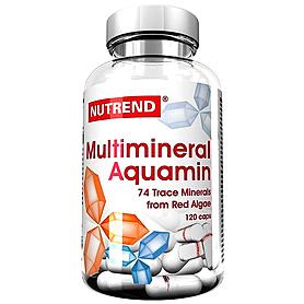 Фото 1 к товару Комплекс витаминов и минералов Nutrend Multimineral Aquamin (120 капсул)