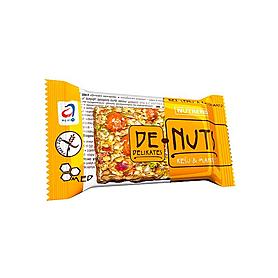 Батончик зерновой Nutrend De-Nuts (60 г)