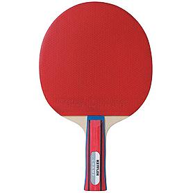 Фото 1 к товару Ракетка для настольного тенниса Kettler Champ 3* (красная)