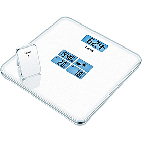 Весы напольные Beurer GS 80 (стеклянные)