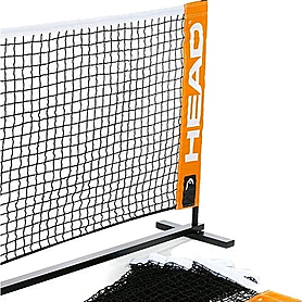 Сетка для большого тенниса со стойками Head Mini Tennis Set