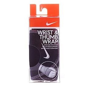 Фото 5 к товару Суппорт запястья Nike Wrist And Thumb Wrap (1 шт)