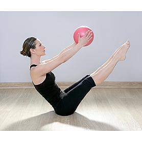 Фото 2 к товару Мяч для пилатеса и фитнеса 25 см Aerobic Ball
