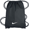 Сумка спортивная Nike Fundamentals Swoosh Gymsack черный - фото 1