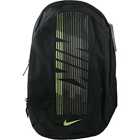Фото 2 к товару Рюкзак городской Nike Graphic North Classic II BP черный с зеленым