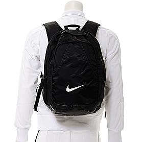 Фото 2 к товару Рюкзак городской женский Nike Varsity Girl Backpack черный