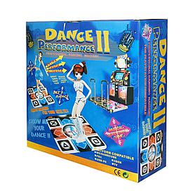 Фото 4 к товару Танцевальный коврик DDR Dance Factory