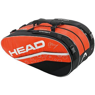 Сумка-чехол для тенниса Head Murray Monstercombi