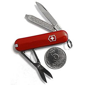 Фото 2 к товару Нож швейцарский Victorinox Signature Lite с ручкой
