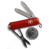 Нож швейцарский Victorinox Signature Lite с ручкой - фото 2