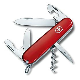 Нож швейцарский Victorinox Swiss Army Spartan красный