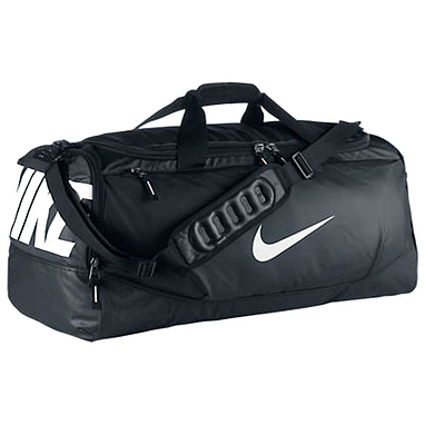 Сумка спортивная Nike Team Training Max Air Large Duffel черная