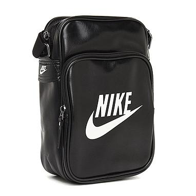 acb002c66d34 Сумка мужская Nike Heritage Si Small Items II черная - купить в ...