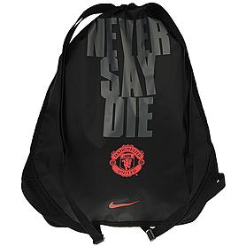 Фото 1 к товару Рюкзак городской Nike Club Allegiance Gymsack темно-синий