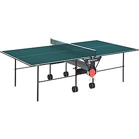 Стол теннисный Sponeta S1-04i зеленый