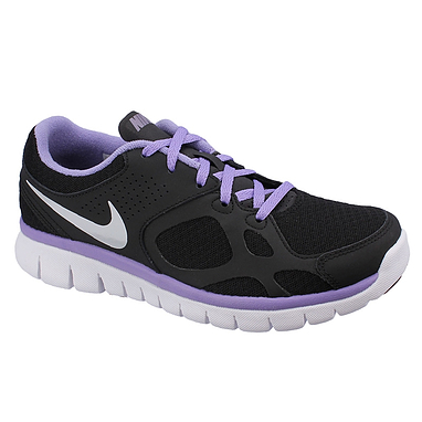 Кросcовки женские Nike Flex 2012 RN Black