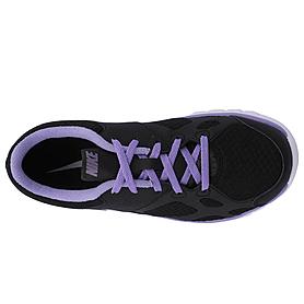 Фото 2 к товару Кросcовки женские Nike Flex 2012 RN Black