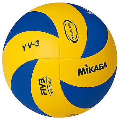 Мяч волейбольный Mikasa YV-3 (Оригинал)