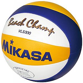 Мяч волейбольный пляжный Mikasa VLS300 (Оригинал)