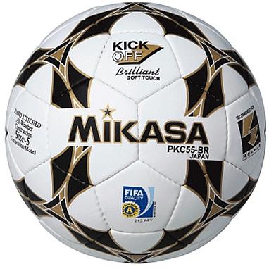 Мяч футбольный Mikasa Kick Off Brilliant PKC55BR1 (Оригинал)