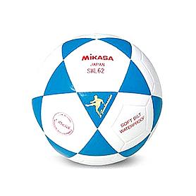 Мяч футзальный Mikasa SWL62 (Оригинал) голубой