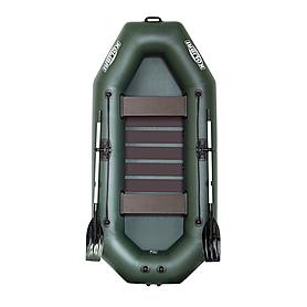 Лодка надувная Kolibri К-280Т+(слань-коврик)