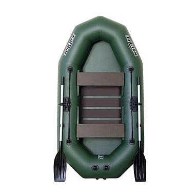 Лодка надувная Kolibri К-250Т+(слань-коврик)