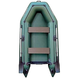 Фото 1 к товару Лодка надувная моторная Kolibri КМ-280+(слань-коврик)