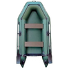 Лодка надувная моторная Kolibri КМ-330+(слань-коврик) - фото 1